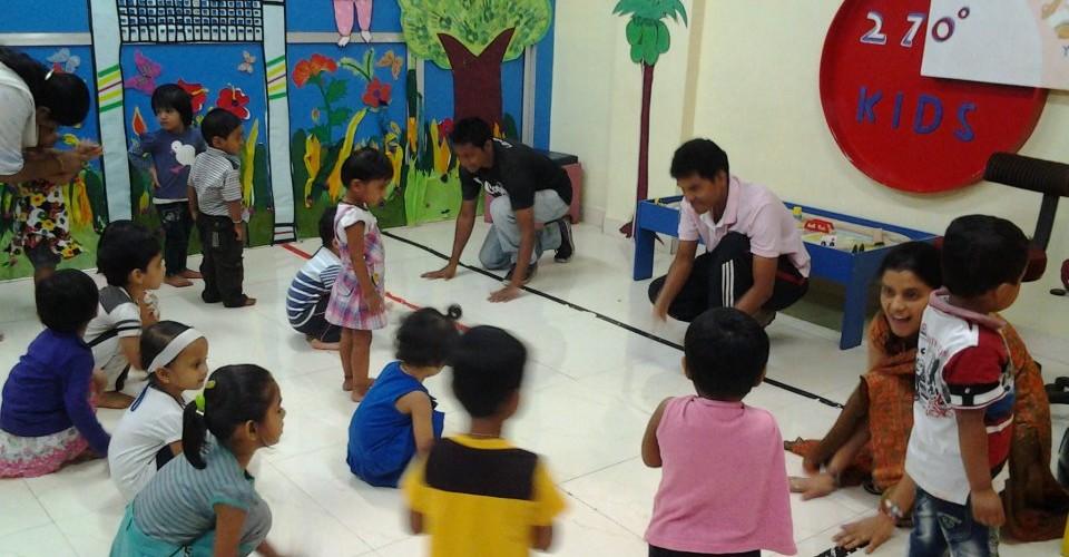 Dance Pics of School Kids